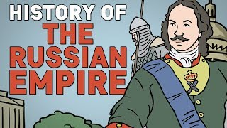 How did Russia Become an Empire?   Animated History