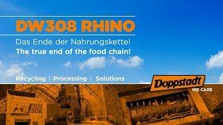 Doppstadt DW 308 Rhino - Altholzzerkleinerung