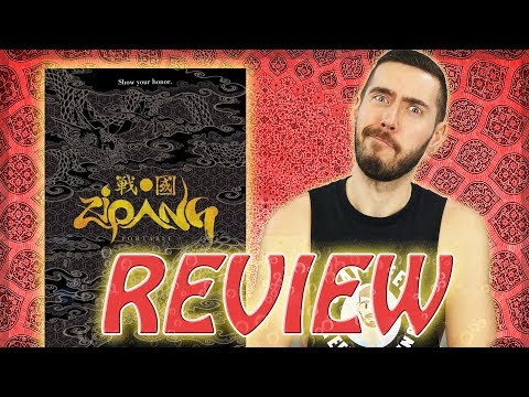 Review - Zipang Portable from Engine ID Ltd.