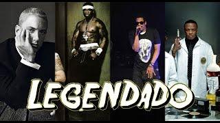 Eminem - Syllables Ft. JAY-Z, Dr. Dre, 50 Cent Stat Quo & Ca$his 'LEGENDADO'