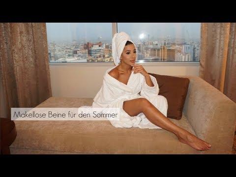 So bekommst du makellose Beine für den Sommer I Soraya Ali
