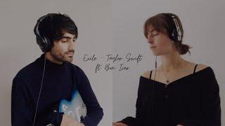 Exile - Taylor Swift ft. Bon Iver Cover (Melanie Baker and Jon Fazal)