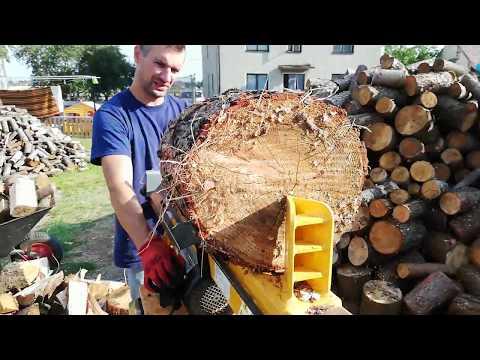 Łuparka do drewna pozioma  Cedrus LS02H 7t