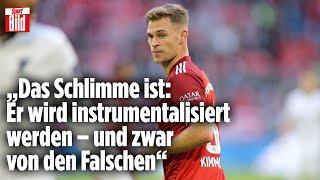 FC Bayern: Kimmich ist intelligent genug, um rational zu entscheiden | Reif ist Live