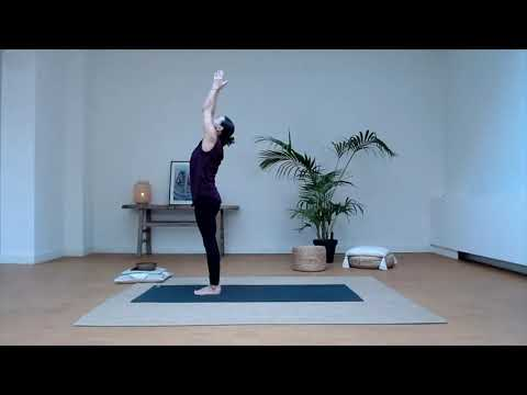 Introduction to Astanga Yoga - Journey Practice Week 1