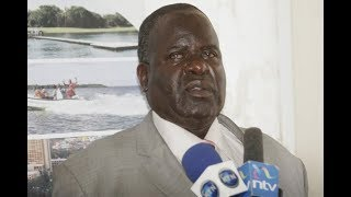 Cyprian Awiti loses Homa Bay seat - VIDEO