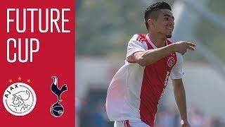 Highlights Ajax O17 - Tottenham Hotspur | FUTURE CUP 2019