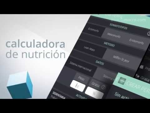 Video of Calorie Counter Fitmacro