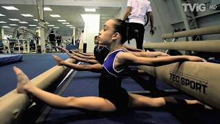 Treinamento Ginástica Olímpica - Clube Pinheiros São Paulo