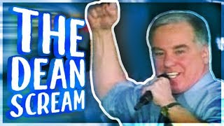 Dean Scream: The Meme That Ruined A Presidential Campaign