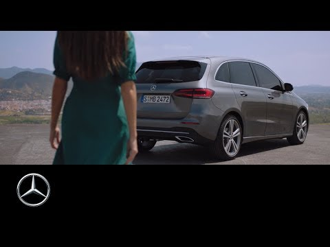 Mercedes-Benz B-Class (2019): HANDS-FREE ACCESS | Features