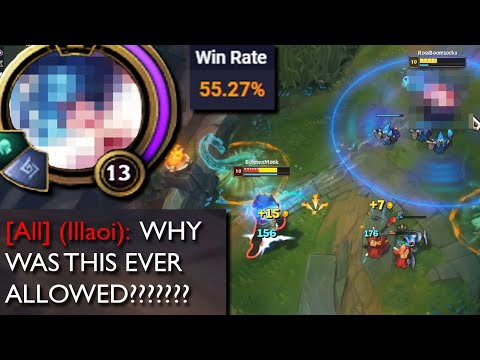 """League of Legends but Soraka top is getting nerfed this patch but this champ is """"""""""""""""""""""""fine"""""""""""""""""""""""""""