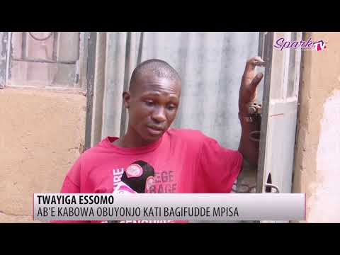 Ab'e Kabowa kati obuyonjo bwafuuse kitundu ku bbo