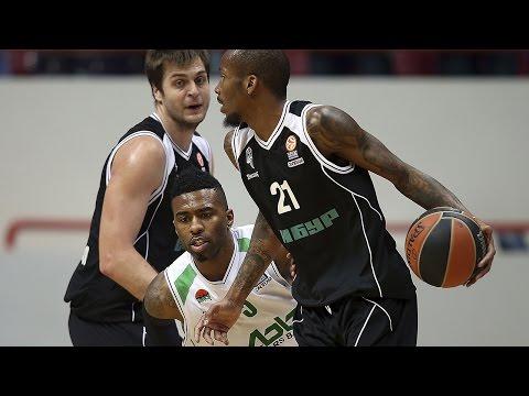 Highlights: Unics Kazan-Nizhny Novgorod