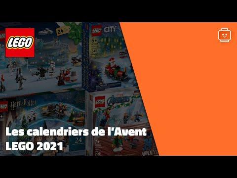 Vidéo LEGO Harry Potter 76390 : Calendrier de l'Avent LEGO Harry Potter 2021