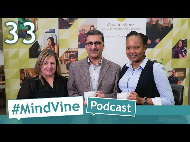 #MindVine Podcast Episode 33 - Diversity, Inclusivity and Human Rights