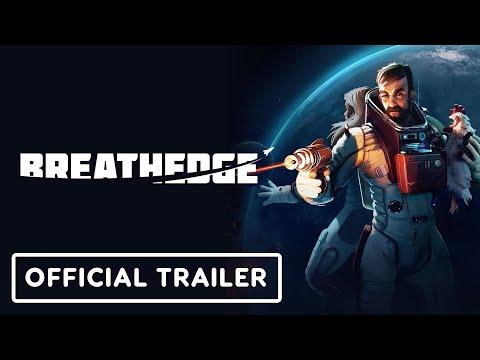 Breathedge console release date trailer
