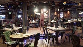 AIDAnova: Time Machine Restaurant