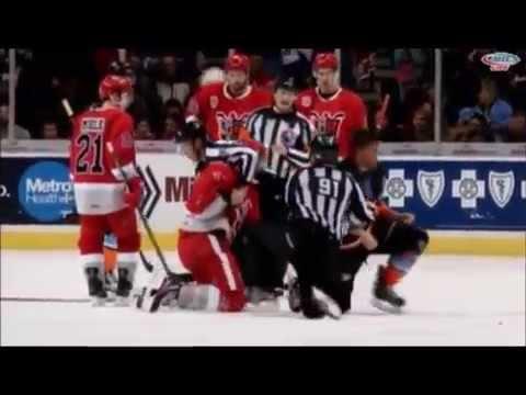 Anthony Mantha vs. Stu Bickel
