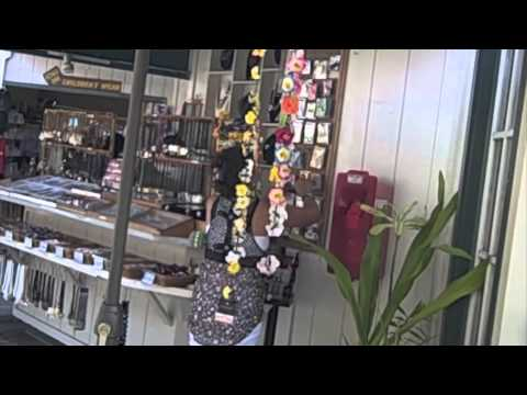 Video Kona Inn Shopping Village