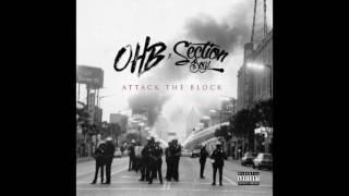 Chris Brown, Hoody Baby & TJ Luva Boy Marathon Man {Attack The Block Mixtap}