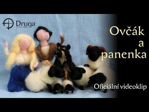 Druga - Druga: Ovčák a panenka (Oficiální videoklip)