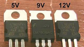 Voltage regulator tutorial & USB gadget charger circuit
