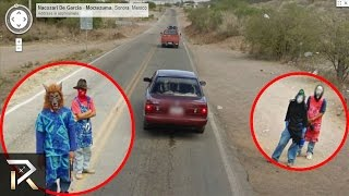 The Creepiest Google Maps Images
