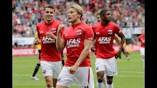 Highlights AZ - NAC Breda | Eredivisie