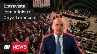 Onyx Lorenzoni: 'Cada parlamentar tem autonomia, independência e responsabilidade de sua decisão'