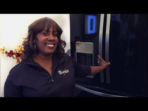 WHIRLPOOL® COOLVOX™ REFRIGERATOR AT CES 2014