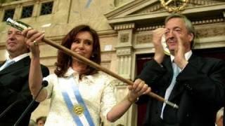 Asunción De La Presidenta Cristina Fernández De Kirchner Ante La Asamblea Legislativa
