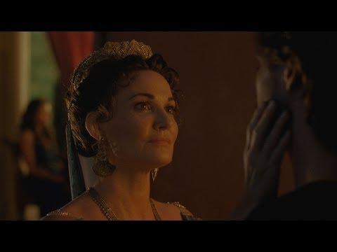 The betrothal of Heptarian to Ariadne - Atlantis: Episode 7 Preview - BBC One