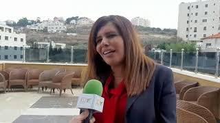 الإعلامية ناهد أبو طعيمة تتحدث عن ورشة حول النساء الناجيات من العنف