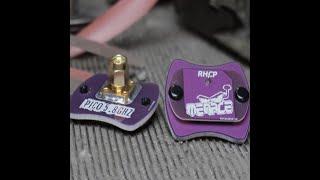 MENACE Pico 5.8G 9.4dBi Circular Polarized High Gain Flat Patch FPV Antenna LHCP/RHCP SMA For FPV RC