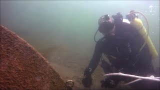 The best Colorado River drift dive treasure hunt of the season