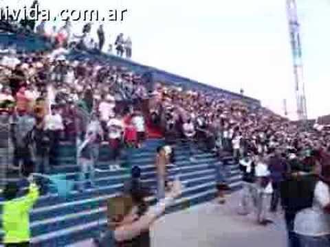 """""""Platense vs Tigre"""" Barra: La Banda Más Fiel • Club: Atlético Platense"""