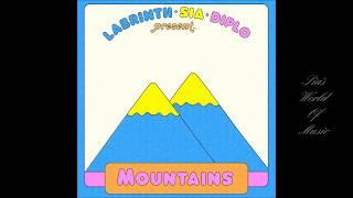 Sia - LSD - Mountains