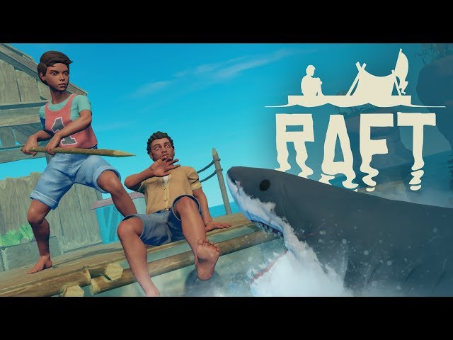 Raft Beginners Guide - Cooking Food, How To Extend Raft