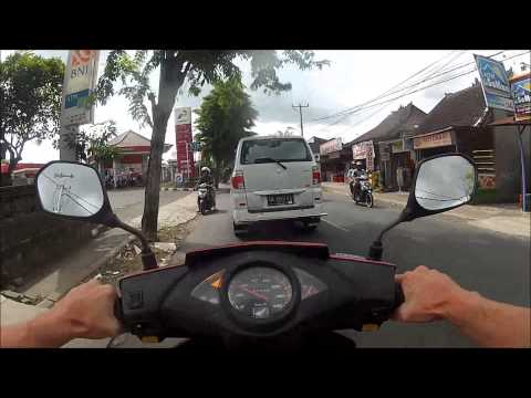 Just got back from Bali, this video sums it up about driving there.