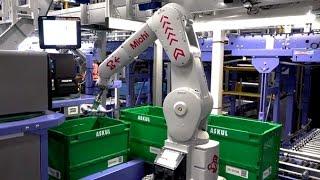 アスクル物流ロボット×AI