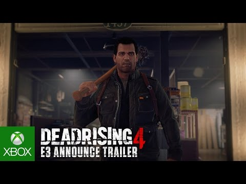 Dead Rising 4 E3 Announce Trailer thumbnail