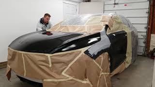 Rebuilding 2017 Lexus RX350 Fsport from Copart prt 13