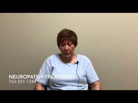 Pat - Neuropathy Testimonial