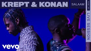 Krept & Konan   Salaam (Live) | ROUNDS | Vevo