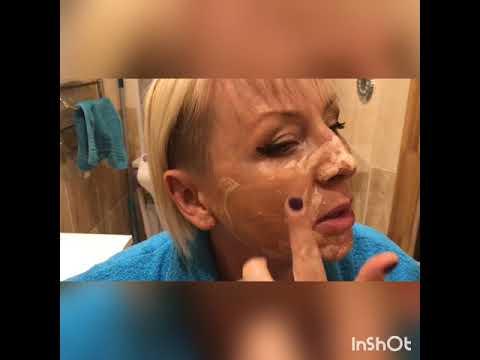 Как сделать маску от морщин на лице