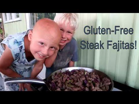 Delicious Steak Fajitas! - Gluten Free