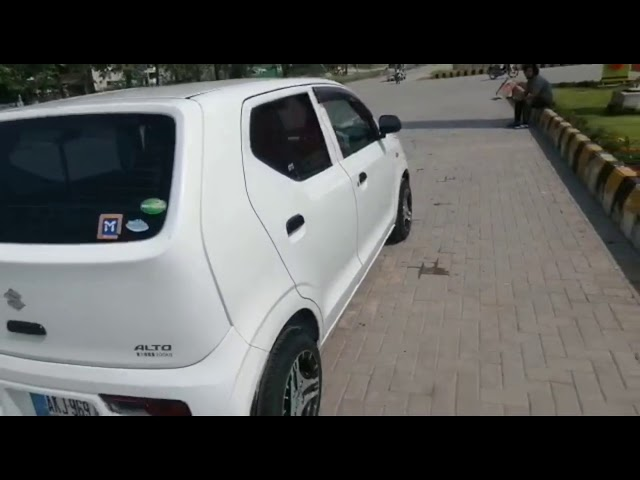 Suzuki Alto 2015 for Sale in Islamabad