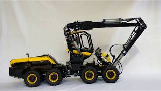 cb lego 45001 additional technic claas 42054 pneumatic. Black Bedroom Furniture Sets. Home Design Ideas