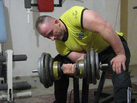 Trener wioślarstwa które mięśnie
